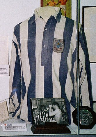 West Bromwich Albion F.C. - Memorabilia from the 1954 FA Cup Final