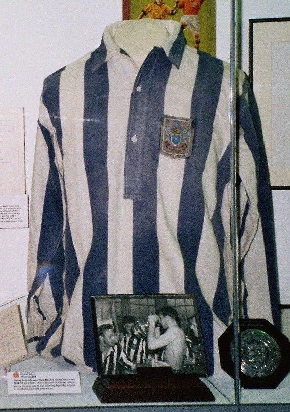 1954 FA Cup memorabilia