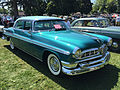 1955 Chrysler New Yorker sedan at 2015 Macungie show 1of3.jpg