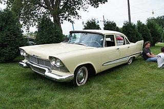 Plymouth Plaza Motor vehicle