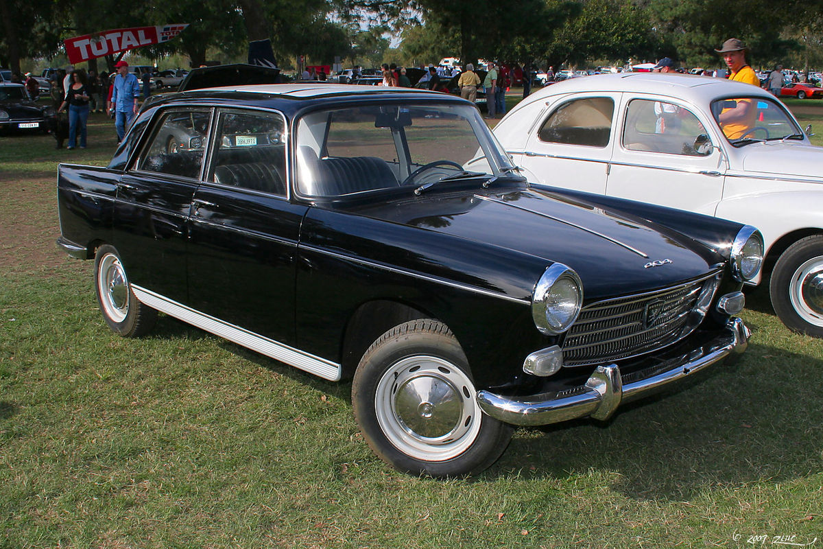 File 1965 Peugeot 404 Fvr 1 4637118621 Jpg Wikimedia Commons