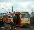19660226 06 PAT PCC Streetcar, Braddock, Pennsylvania (6787297024).jpg