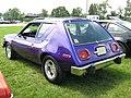 1977 AMC Gremlin blue s-Cecil'10.jpg