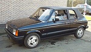 Talbot - 1984 Samba cabrio
