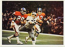 The Broncos could not overcome the Cowboys in their inaugural Super Bowl  appearance. 471b8227a