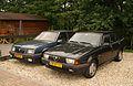 1987 Opel Ascona C 2.0NE GT & 1991 Alfa Romeo 75 1.8 i.e. Kat (8877630517).jpg