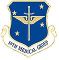 19 Medical Gp emblem.png