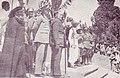 19 febbraio 1937Graziani con l'abuna Kirillos nel Ghebì poco prima dell'attentato.jpg
