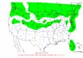 2002-11-14 24-hr Precipitation Map NOAA.png
