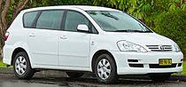 2003-2010 Toyota Avensis Verso (ACM21R) GLX wagon (2011-07-17).jpg