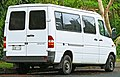 2003 Mercedes-Benz Sprinter (W 903) 316 CDI SWB van (2011-10-25) 02.jpg