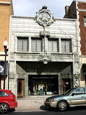 Krause Music Store - Image: 2005 03 15 1860x 2480 chicago krause