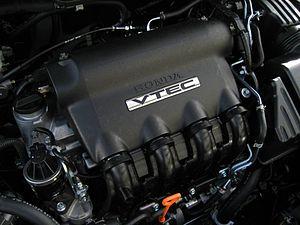 Honda Airwave - L15A (1.5L SOHC VTEC) engine.
