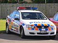 2007 Holden Commodore (VE) Omega sedan, New Zealand Police (2008-04-11).jpg