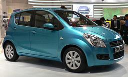 2007 Suzuki Splash 01