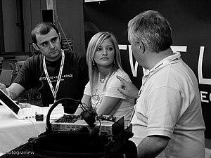 Gary Vaynerchuk - Image: 20080815 New Media Expo