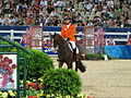 2008 Olympic Games Equestrian Game Day Racing Round 2 04.jpg