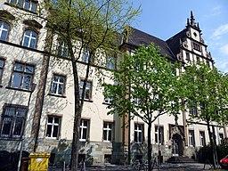 Gerichtsstraße in Bottrop