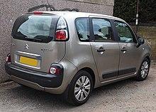 Citroën C3 Picasso - Wikipedia