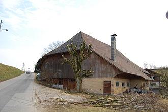 Auswil - Farm house in Auswil