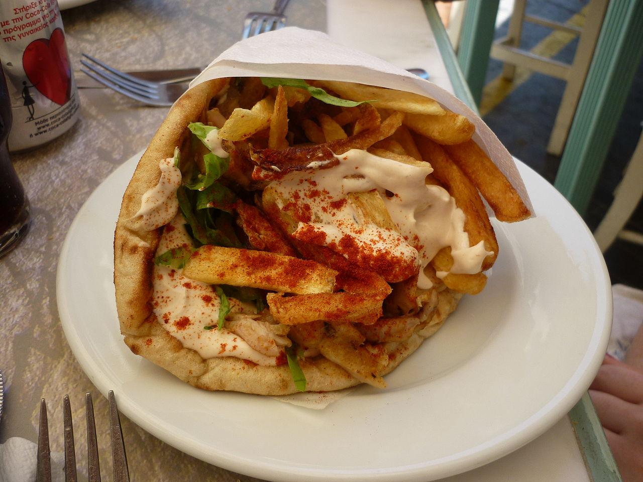 Restaurant Grec Tours