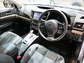 2012 Subaru Liberty (MY13) 2.5X sedan (2012-10-26) 03.jpg