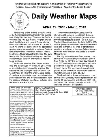 File:2013 week 18 Daily Weather Map color summary NOAA pdf