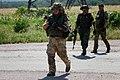 2014-07-31. Батальон «Донбасс» под Первомайском 25.jpg