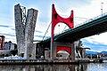 2014 Bilbao Puente de La Salve - panoramio.jpg