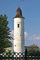 2014 Kocobędz, Wieża strażnicza byłego zamku 02.jpg