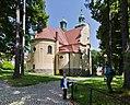 2014 Polanica-Zdrój, kościół Wniebowzięcia NMP 14.JPG