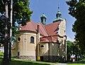 2014 Polanica-Zdrój, kościół Wniebowzięcia NMP 15.JPG