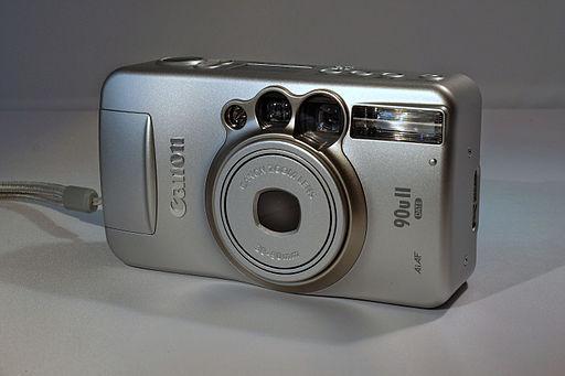 2015-04 Canon Prima Zoom 90U II