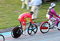 2015-08-21 Derny European Championship Radrennbahn Hannover 180658.jpg