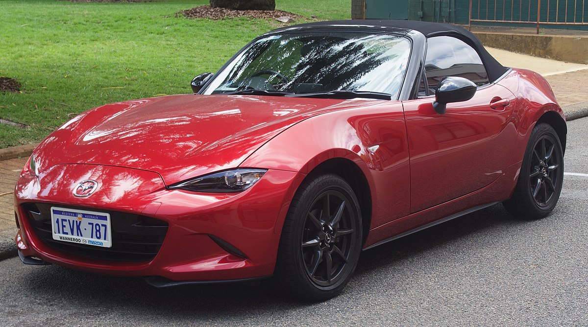 mazda mx 5 nd wikipedia