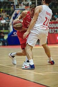 20160907 FIBA-Basketball EM-Qualifikation, Österreich - Dänemark 8001.jpg