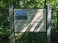 2017-08-09 15 27 30 Sign for rock climbers at the Seneca Rocks Trailhead in Seneca Rocks, Pendleton County, West Virginia.jpg