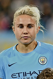 Izzy Christiansen English footballer