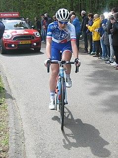 Greta Richioud French bicycle racer