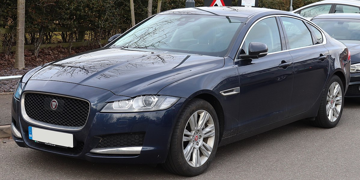 Jaguar Xf X260 Wikipedia