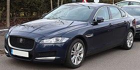Jaguar XF (X260) - Wikipedia