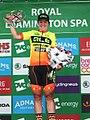 2017 Women's Tour stage 3 stage winner 061 Chloe Hosking.JPG