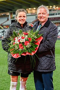 20180405 FIFA Women's World Cup Qualification AUT-SRB Feiersinger Windtner 850 6948.jpg