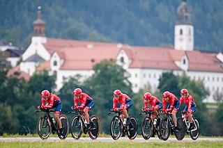 Cogeas–Mettler–Look Russian cycling team