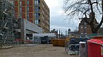2018 Woolwich Crossrail Station construction site 24.jpg