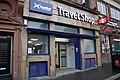 2018 at Glasgow Queen Street station - travel shop.JPG