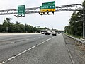 2019-06-05 12 57 32 View north along Interstate 95 at Exit 50A-B (Caton Avenue) entering Baltimore City, Maryland from Arbutus, Baltimore County, Maryland.jpg