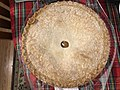 2019-11-28 14 25 11 An apple pie laid out for Thanksgiving Dinner in the Parkway Village section of Ewing Township, Mercer County, New Jersey.jpg