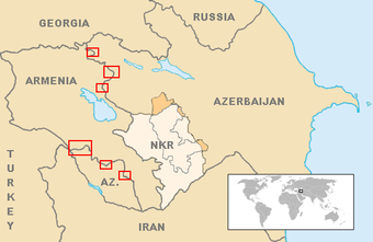 2020 Armenian Azerbaijani Clashes Military Wiki Fandom
