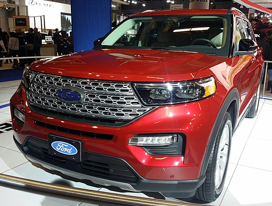 Ford Explorer Wikiwand
